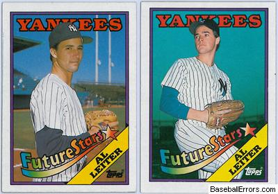 Sets Baseball Card Errors And Variations At Baseballerrorscom