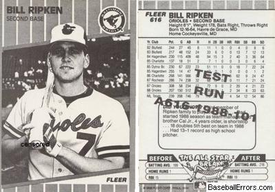 Sets Baseball Card Errors And Variations At Baseballerrorscom