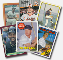 Baseball Error Cards